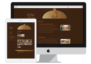 BDW Catering showcase