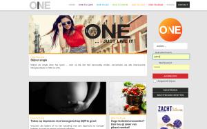 ONE community website