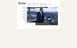Rolls Website