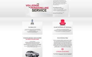 Garage Robbe Website