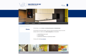 Van den Rijse website slide