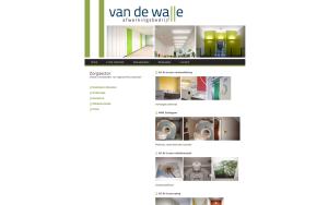 Van de Walle website slide